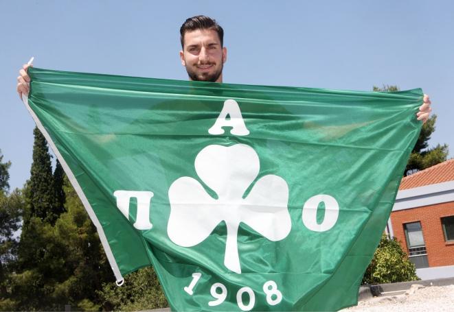 Διούδης: «Θέλω να φανώ αντάξιος των προσδοκιών» (vid) | panathinaikos24.gr