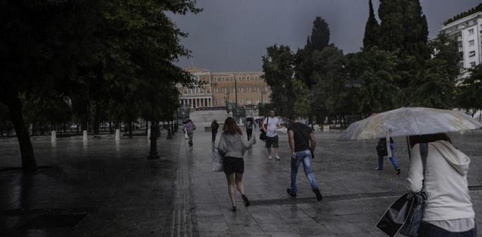 Καιρός: Αλλαγή σκηνικού – Έρχονται καταιγίδες, χαλάζι και πτώση της θερμοκρασίας | Panathinaikos24.gr