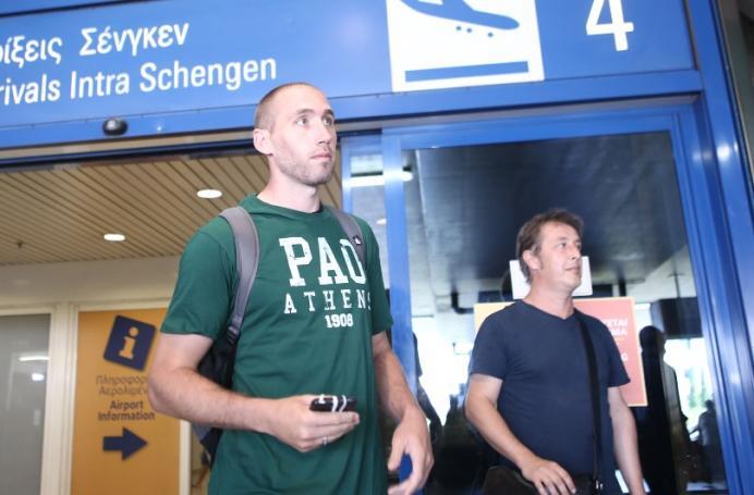Η πρώτη κοινή φωτογραφία Λοτζέσκι και Όγκαστ! (pic) | panathinaikos24.gr