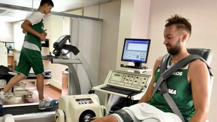 Ιατρικά και εργομετρικά τεστ στον Παναθηναϊκό (pics) | Panathinaikos24.gr