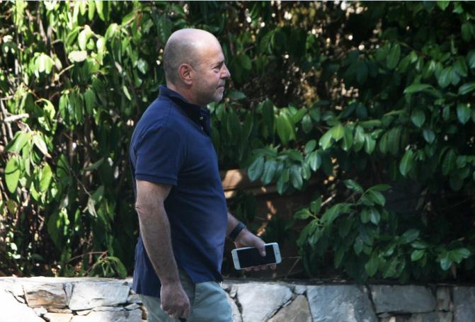 Αλαφούζος για Γιαννακόπουλο: «Δεν μπορούσα να περιμένω» | Panathinaikos24.gr