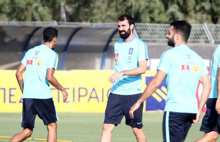 Προπονήθηκε ο Κουτρουμπής – Προβλήματα για Σκίμπε | panathinaikos24.gr