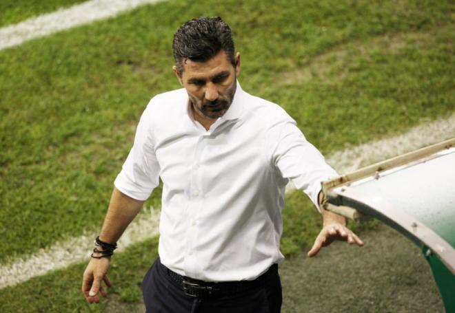 Ουζουνίδης: «Μπορούσαμε να πετύχουμε γρηγορότερα το δεύτερο γκολ» | panathinaikos24.gr