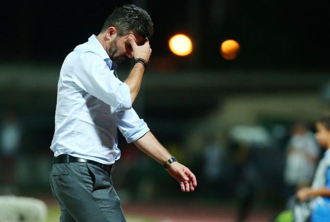 Οι έντονες αντιδράσεις του Ουζουνίδη σε «κλικ» (pics) | panathinaikos24.gr