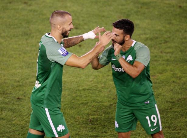 Τα πλήρη στιγμιότυπα της νίκης επί της ΑΕΛ (vid)   panathinaikos24.gr