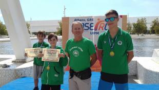 Tρία μετάλλια στο 2ο Laser-Run! | Panathinaikos24.gr