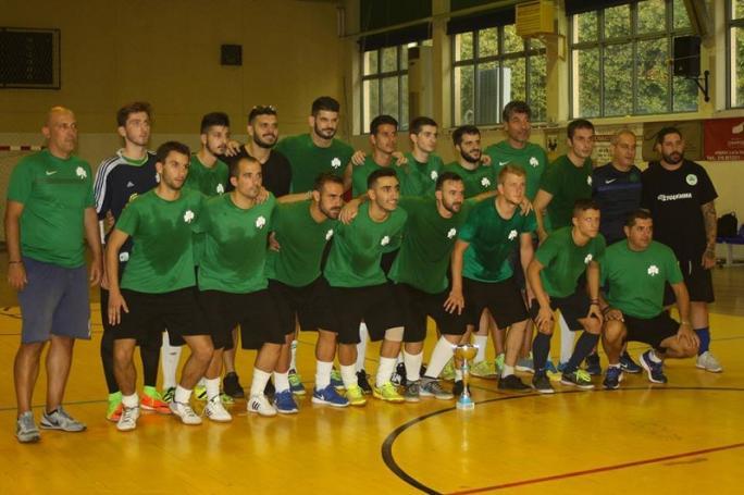 «Πράσινη» νίκη για Κ18   panathinaikos24.gr