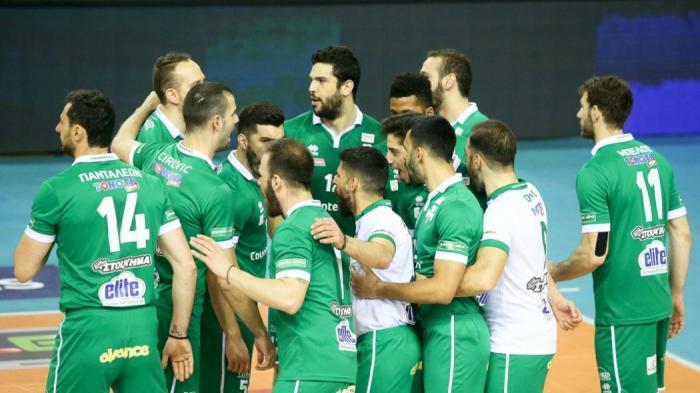 Δήλωσε συμμετοχή στη Volleyleague ο Παναθηναϊκός   Panathinaikos24.gr
