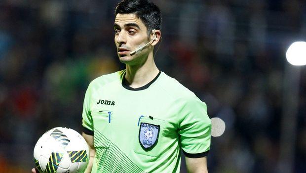 Ο διαιτητής του Κέρκυρα – Παναθηναϊκός | panathinaikos24.gr