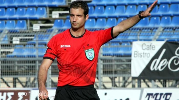 Ο διαιτητής του Παναθηναϊκός – ΠΑΣ Γιάννινα | panathinaikos24.gr