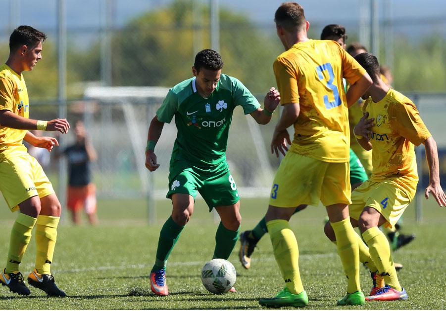 Ασταμάτητοι οι Νέοι, 3-0 τον Παναιτωλικό   Panathinaikos24.gr