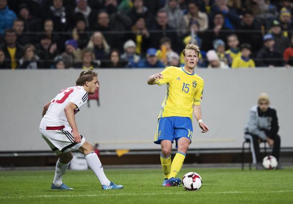 Κλήθηκε στην Εθνική Σουηδίας ο Χίλιεμαρκ! (pic) | panathinaikos24.gr