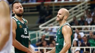 Βουγιούκας: «Ο Νικ κάνει ευκολότερο το έργο μας» | Panathinaikos24.gr