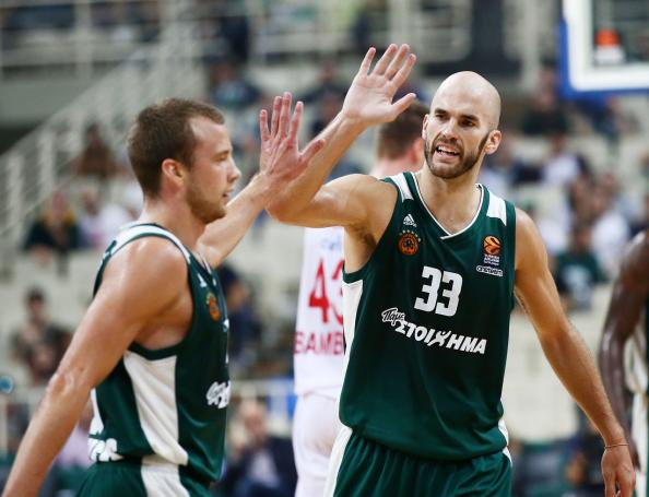 Πρώτη νίκη με… όργια Καλάθη και Σίνγκλετον!   panathinaikos24.gr
