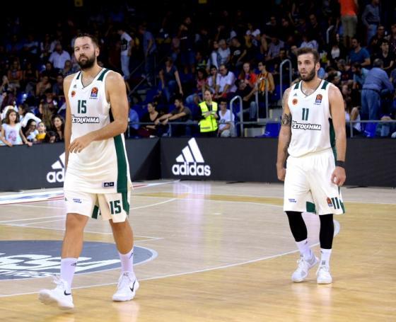 Πλησίασε το αρνητικό ρεκόρ στη Βαρκελώνη | panathinaikos24.gr