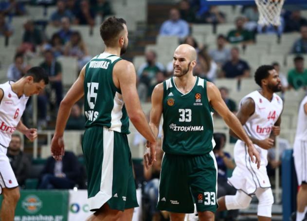 Τα πρώτα στιγμιότυπα από τη νίκη επί της Μπάμπεργκ (vid) | panathinaikos24.gr