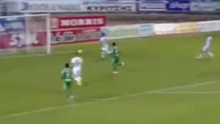 To γκολ του Μολίνς στη Λαμία (vid) | Panathinaikos24.gr