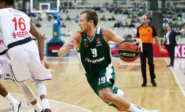 Αλλαγή στο ρόστερ πρωταθλήματος στον Παναθηναϊκό   Panathinaikos24.gr