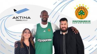 «Πετούν» μαζί ΚΑΕ Παναθηναϊκός Superfoods και Aktina Travel Group | Panathinaikos24.gr