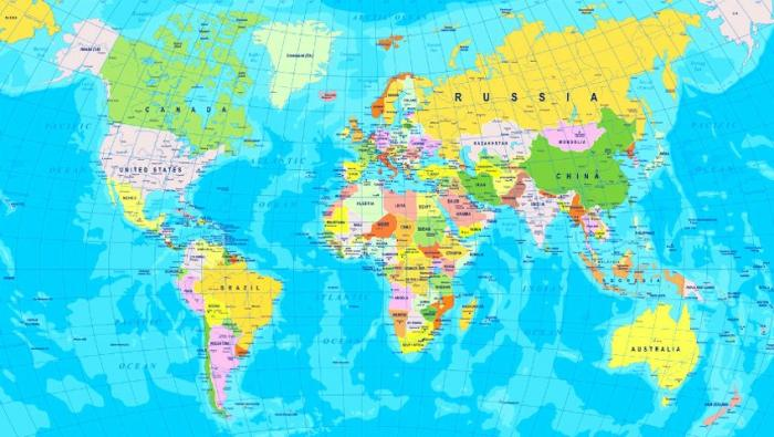 Κουίζ γεωγραφίας: Μπορείς να βρεις τις 10 χώρες στο χάρτη που κανείς δεν έχει καταφέρει έως σήμερα; | Panathinaikos24.gr