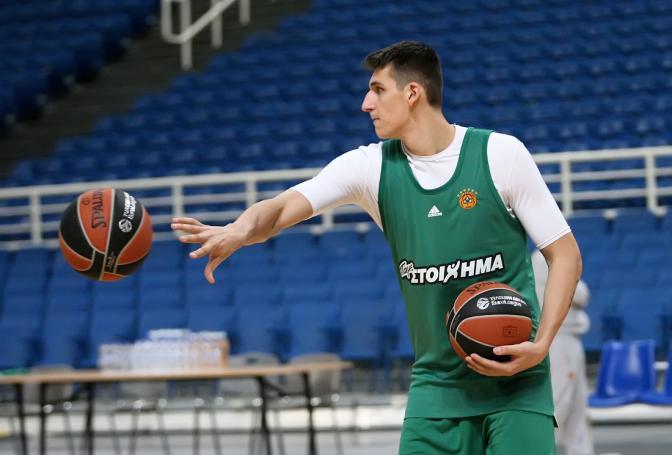 Μήτογλου: «Παίξαμε ωραίο μπάσκετ – Κανένα… δικαίωμα στη χαλάρωση» | panathinaikos24.gr