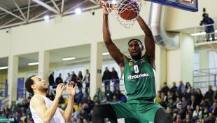 Basket League: MVP της αγωνιστικής ο Σίνγκλετον | Panathinaikos24.gr