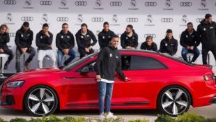 Παρέλαβαν Audi αξίας 2,4 εκατ. ευρώ οι παίκτες της Ρεάλ Μαδρίτης (pics) | Panathinaikos24.gr