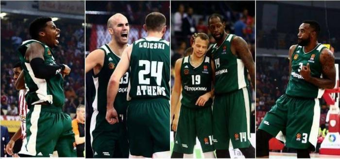 Συμμορία υπάρχει και στο ελληνικό μπάσκετ. Και μάλιστα… σεσημασμένη | panathinaikos24.gr