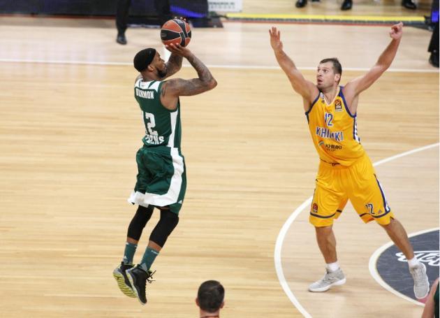 «Άγγιξε» το ρεκόρ στα τρίποντα ο Παναθηναϊκός!   panathinaikos24.gr