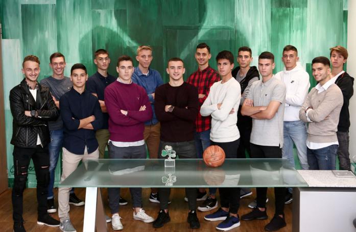 Και οι 14 έγιναν επαγγελματίες! | Panathinaikos24.gr