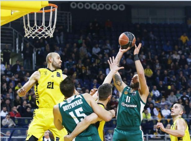 Συνέχισε χωρίς απρόοπτα για Αρμάνι | panathinaikos24.gr