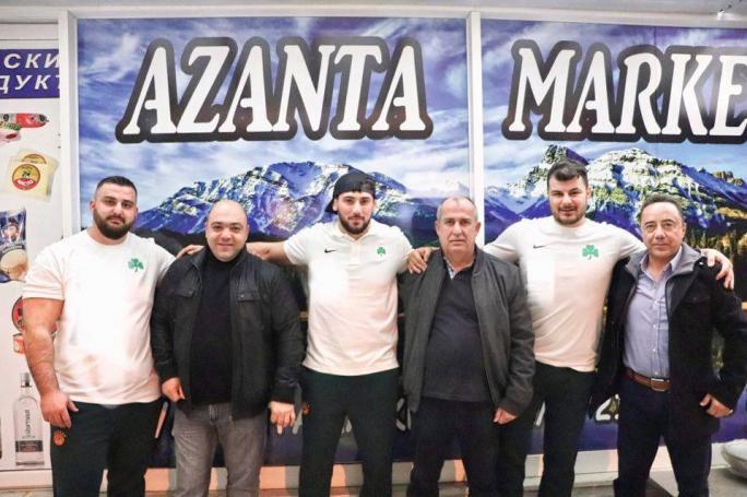 Πάλη: Το μήνυμα των αθλητών του «τριφυλλιού» | panathinaikos24.gr