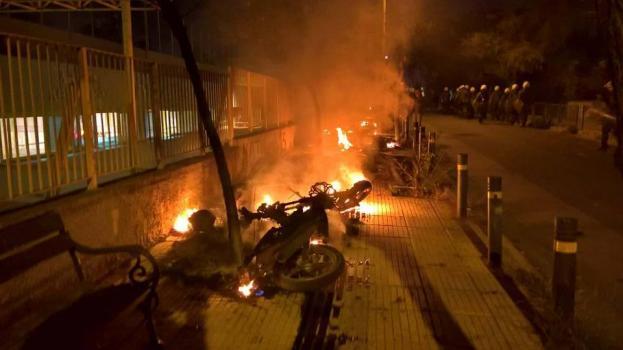 Εικόνες από τα επεισόδια στο Μετς που προκαλούν σοκ (pics) | Panathinaikos24.gr