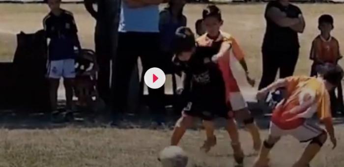 Μην ψάχνετε άλλο τον νέο Μέσι – Αυτός είναι και κάνει ό,τι θέλει την μπάλα (vid) | Panathinaikos24.gr