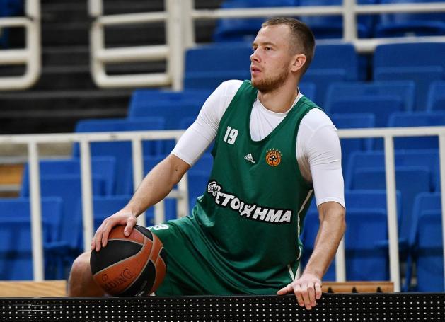 Λεκαβίτσιους: «Περίμενα πως και πως το ματς με τη Ζαλγκίρις»   Panathinaikos24.gr