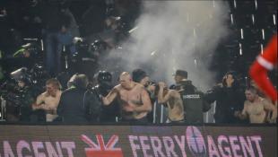 Οπαδοί της Παρτιζάν έδειραν και έγδυσαν οπαδούς του Ερυθρού Αστέρα (pics&vid) | Panathinaikos24.gr