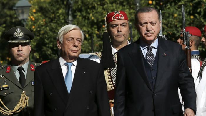 Προκλήσεις Ερντογάν μπροστά στον Πρόεδρο της Δημοκρατίας!   Panathinaikos24.gr