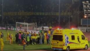 Οπαδοί του ΑΠΟΕΛ τραυμάτισαν ball-boy με κροτίδα! (vid) | Panathinaikos24.gr