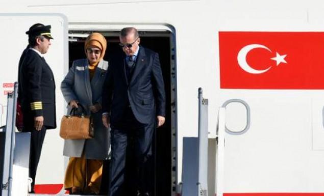Εξαφανίστηκε η Εμινέ Ερντογάν, ακύρωσε το πρόγραμμά της στην Αθήνα – Τι συνέβη | Panathinaikos24.gr