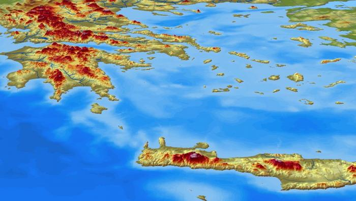 Το πιο δύσκολο κουίζ γεωγραφίας: Μπορείς να βρεις ποιοι νομοί της Ελλάδας λείπουν από το χάρτη;   Panathinaikos24.gr