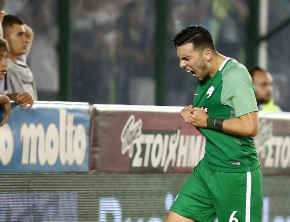 Οριστικό: Υπέγραψε για δύο χρόνια στον Παναθηναϊκό ο Δώνης | Panathinaikos24.gr