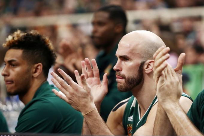 Καλάθης: «Έστειλα μήνυμα στον Διαμαντίδη μετά το ματς» | Panathinaikos24.gr
