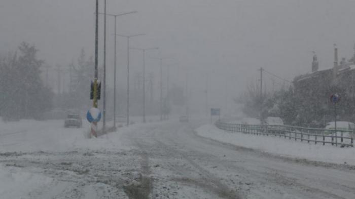 Καιρός: «Πνίγεται» στα χιόνια και στις βροχές η Ελλάδα – Ποιες περιοχές «σαρώνει» η κακοκαιρία | Panathinaikos24.gr