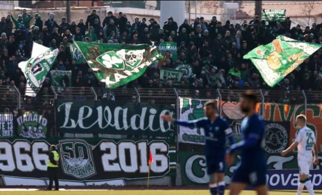 Με οπαδούς στη Λιβαδειά   panathinaikos24.gr