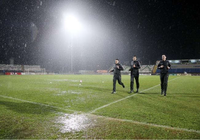 Προς διεξαγωγή το ματς στη Λιβαδειά | Panathinaikos24.gr