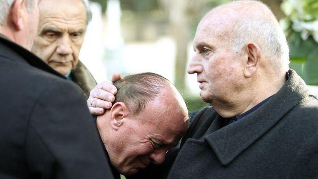 Το τελευταίο αντίο στον Τάκη Λουκανίδη (pics) | Panathinaikos24.gr