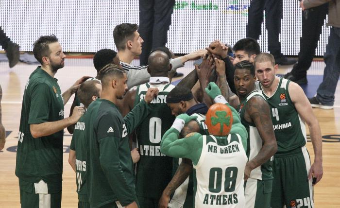 Η παρακάμερα του «πράσινου» θριάμβου επί της Μπαρτσελόνα (vid) | panathinaikos24.gr