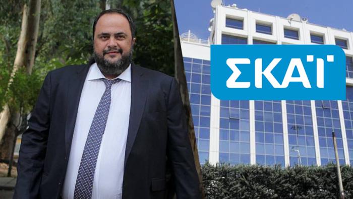 Φήμες για εμπλοκή του Βαγγέλη Μαρινάκη στα διοικητικά του ΣΚΑΪ | Panathinaikos24.gr
