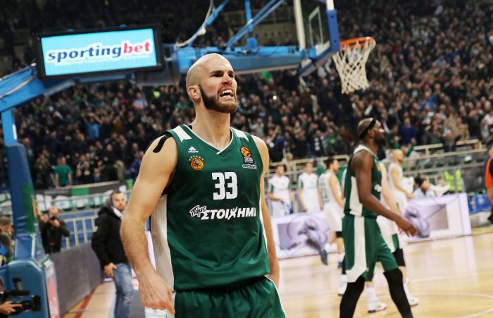 Ι love this team! | Panathinaikos24.gr