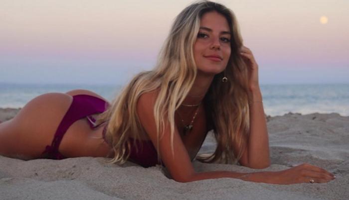 Διέρρευσαν γυμνές φωτογραφίες κόρης πασίγνωστου πρώην ποδοσφαιριστή (pics) | Panathinaikos24.gr